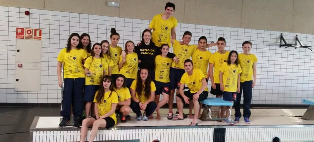 Equipo Absoluto-Junior 2014/2015