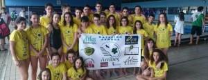 Equipo Alevín-Infantil Temporada 2014/2015